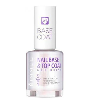 Nail Base & Top Coat 5in1