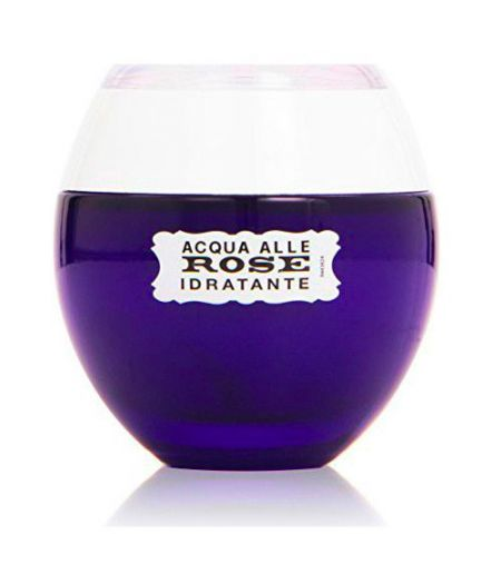 Acqua alle Rose - Crema Viso Idratante Pelli Secche e Sensibili 50 ml