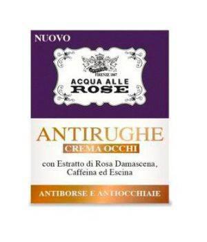 Acqua alle Rose - Antirughe Crema Occhi 15 ml