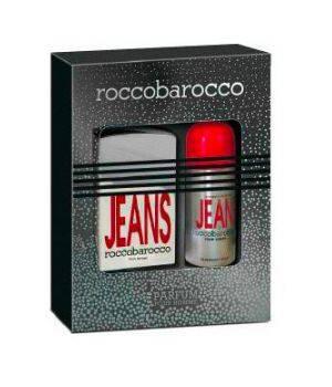 Cofanetto Jeans Uomo - Eau de Toilette 75 ml + Deodorante 150 ml