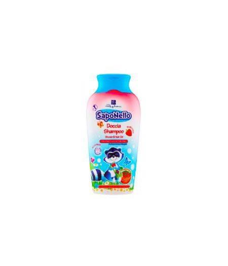 Doccia Shampoo Idratante Frutti Rossi 250 ml