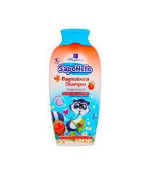 Bagnodoccia Shampoo Pesca 400 ml