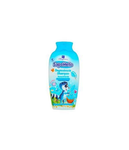 Bagnodoccia Shampoo Zucchero Filato 400 ml