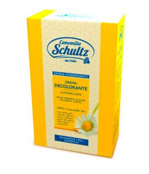 Crema Decolorante Ultradelicata Alla Camomilla  50+25 Ml