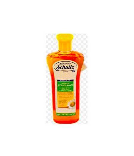 Shampoo Ristrutturante Per Capelli Alla Camomilla 250 Ml