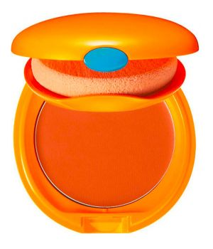 Tanning Compact Foundation SPF 6 Honey - Fondotinta Compatto Abbronzante