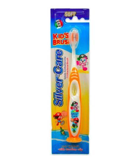 Silver Care Spazzolino Ventosa Kid's Brush