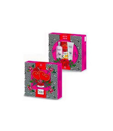 Cofanetto Solo Love - Eau de Toilette 100 ml + Shower Gel 100 ml