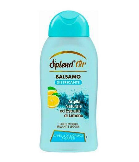 Balsamo Districante Argilla Naturale ed Estratto di Limone 300 ml