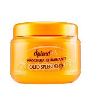 Olio Splendente Maschera Illuminante 500 ml