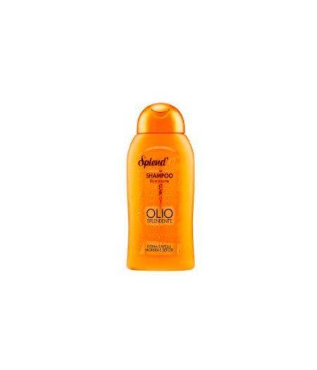 Olio Splendente Shampoo Illuminante 300 ml