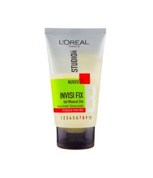 Studio Line Invisi fix 8 Gel mineral 24h 150 ml