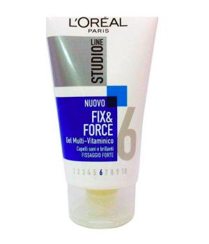 Gel Studio Line Fix&Force  Forte 150 Ml