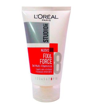 Gel Studio Line Fix&Force  Iperforte 150 Ml