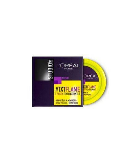 Studio Line Txt Flame - Pasta Texturizzante 75 ml