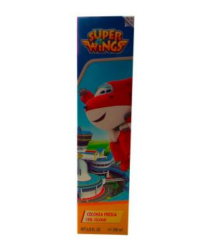 Super Wings Body Fresh 200 ml