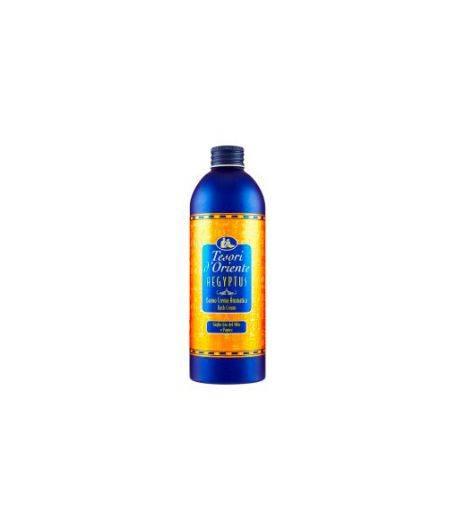Aegyptus Bagno Crema Aromatico Giglio blu del Nilo e Papiro 500 ml