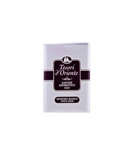 Sapone Aromato Muschio Bianco 150 g