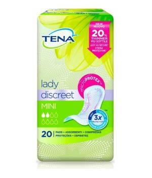 Lady Discreet Mini - Assorbenti 20 pz