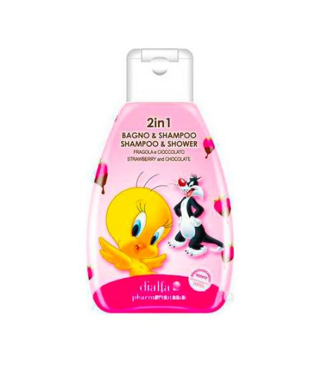 Titti e Silvestro - 2 in 1 Bagnoschiuma & Shampoo 750ml
