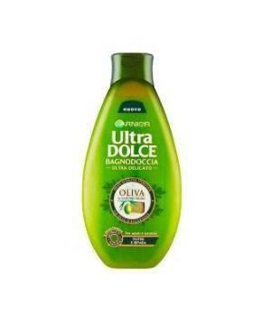 Ultra Dolce Oliva & Sapone Nero - Bagnodoccia Ultra Delicato 500 ml