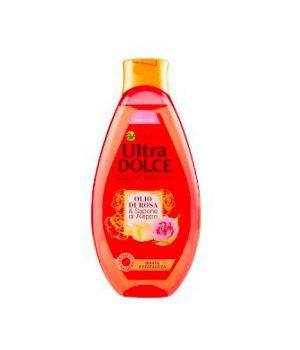 Ultra Dolce Olio di Rosa & Sapone di Aleppo - Bagnodoccia Ultra Delicato 500 ml
