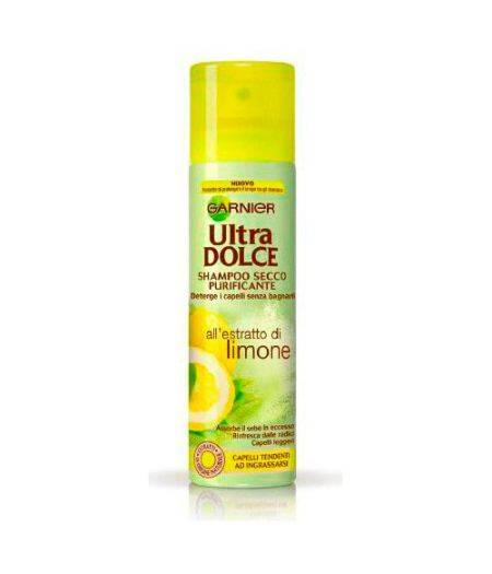 Ultra Dolce Shampoo Secco Purificante Limone 150 ml