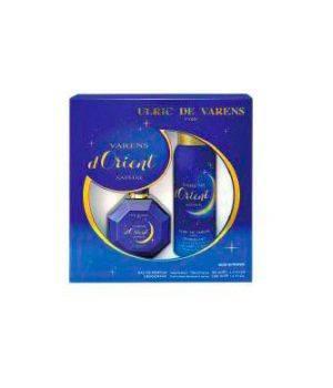 Cofanetto Varens d'Orient Saphir - Eau de Parfum 50 ml + Deodorante 125 ml