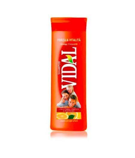 Shampoo Forza & Vitalita' 250 ml