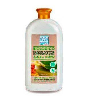Biologico  Bagno Doccia Aloe e Olivo 400 ml