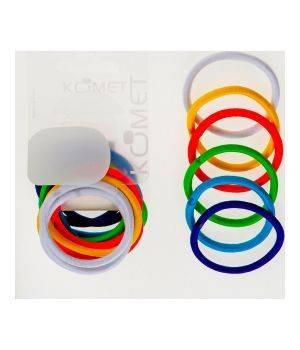 Elastici Colorati 12 pz 455