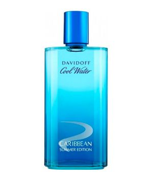 Cool Water Caribbean Summer Edition - Eau De Toilette