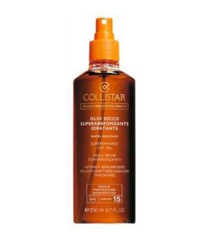 Abbronzatura Perfetta Olio Secco Superidratante Abbronzante SPF 15 200 ml