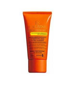 Abbronzatura Perfetta Superabbronzante Intensivo Viso Ultra-Rapido SPF 6 - Crema Solare  50 ml