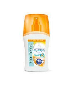 Latte Spray protettivo Bimbi e Pelli Sensibili SPF 30 150 ml