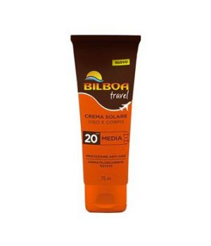 Travel Size Crema Solare SPF 20 75 ml