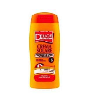 Crema Solare Protezione Bassa SPF 6 250 ml