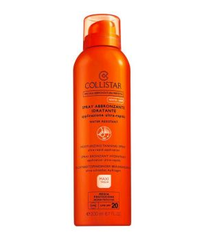 Spray Abbronzante Idratante SPF 20 200 ml