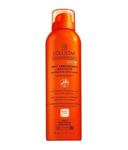 Spray Abbronzante Idratante SPF 20 200 ml