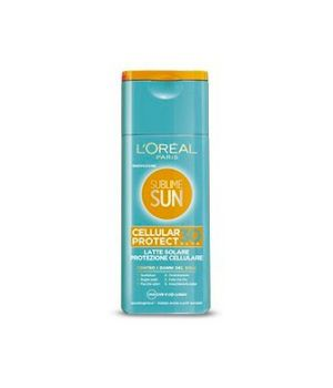 Sublime Sun Cellular Protect Latte Solare SPF 30 200 ml
