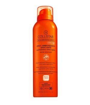 Spray Abbronzante Idratante SPF 30 - Spray Solare 200 ml