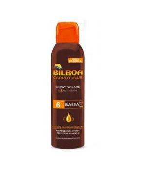 Carrot Plus - Spray Solare SPF 6 Protezione Bassa 150 ml