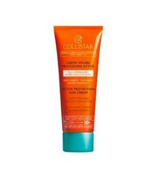 Crema Protezione Attiva Pelli Sensibili SPF 50+  100 ml
