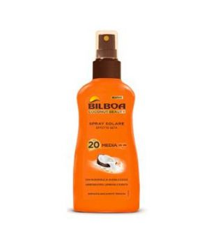 Coconut Beauty Spray Solare No Gas SPF 20 200 ml
