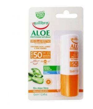 Stick Solare Aloe Protettivo SPF 50+