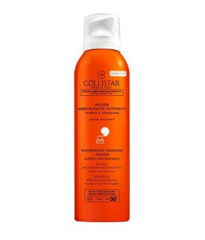 Mousse Abbronzatura Nutriente SPF 30 200 ml