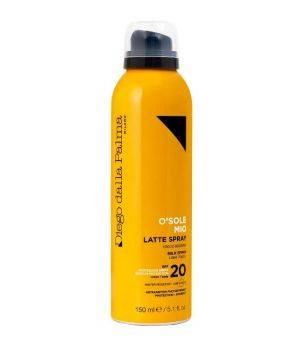 ᅠLatte Spray SPF 20 Corpo 150 ml