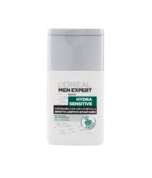 Men Expert Hydra Sensitive Balsamo Dopobarba Linfa di Betulla 100 ml