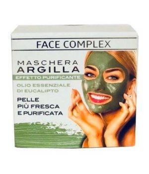 Maschera Argilla  effetto purificante 50 ml