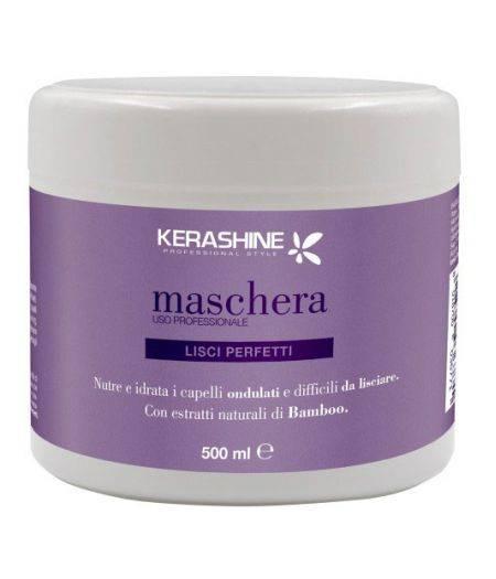 Maschera uso professionale - capelli lisci perfetti 500 ml